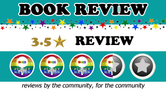 3.5 star book review on Planet Nation