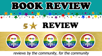 5 star book review of Everything Between Us by Harper Bliss on Planet Nation