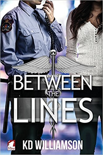 Between the Lines by KD Williamson book cover