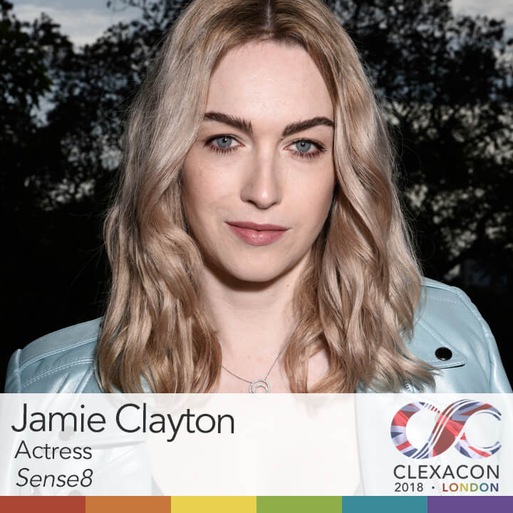 ClexaCon London - Jamie Clayton