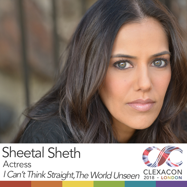ClexaCon London - Sheetal Sheth