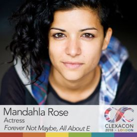 ClexaCon London - Mandahla Rose