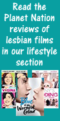 Reviews of lesbian DVDs on Planet Nation