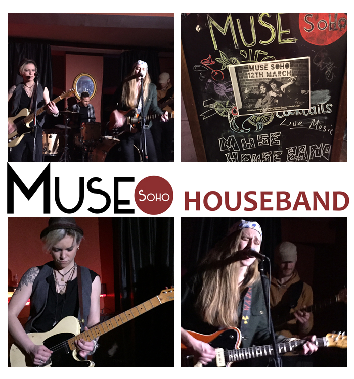 MUSE Soho Houseband