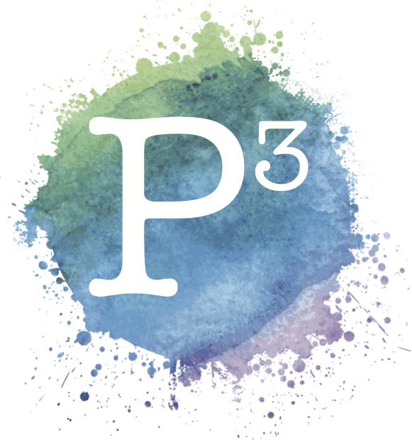 The P3 Network logo