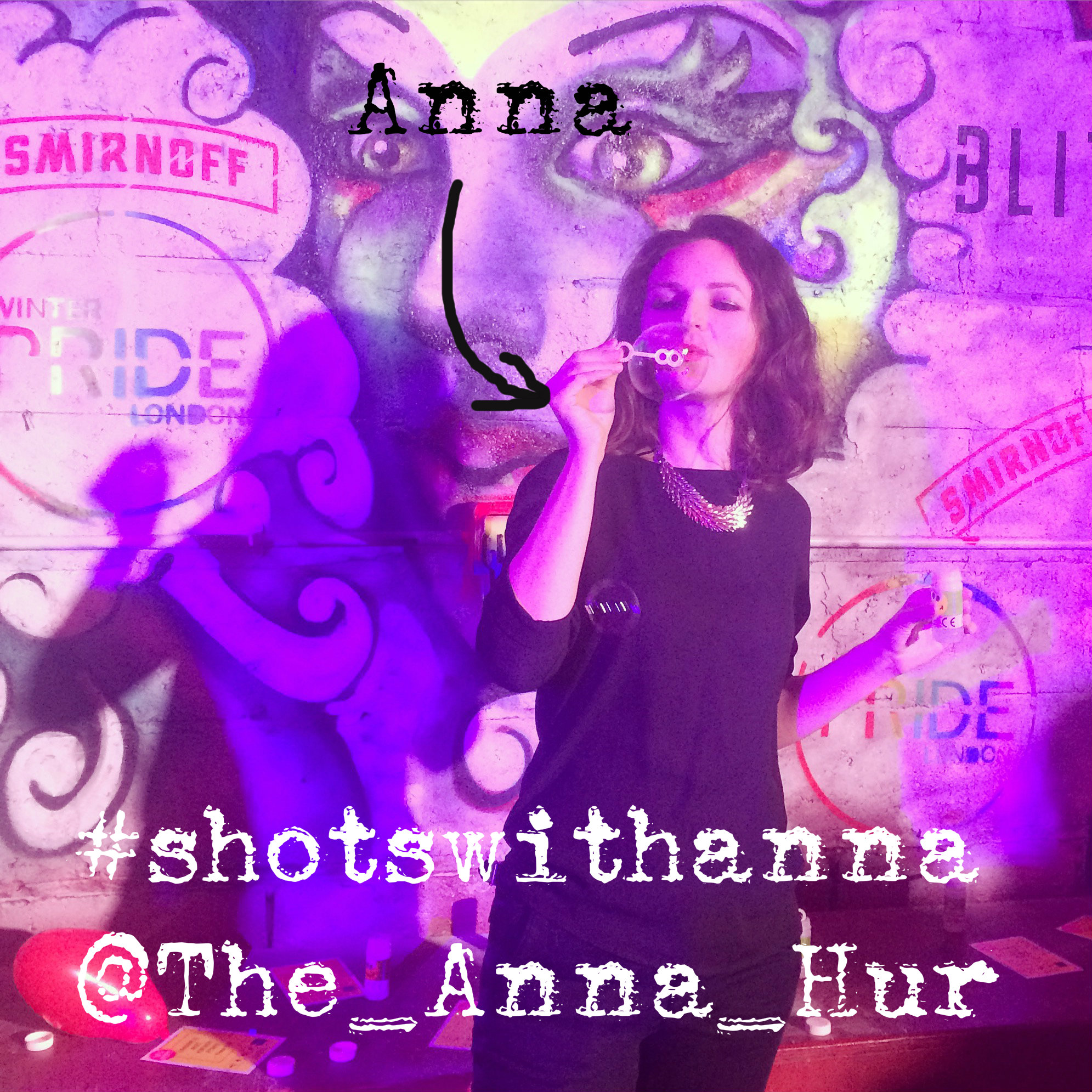 Shots with Anna