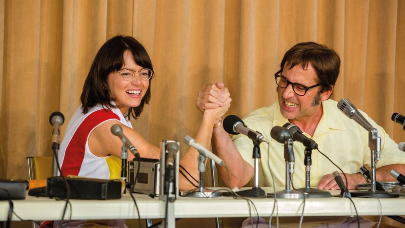 Battle of the Sexes at BFI Flare 2018